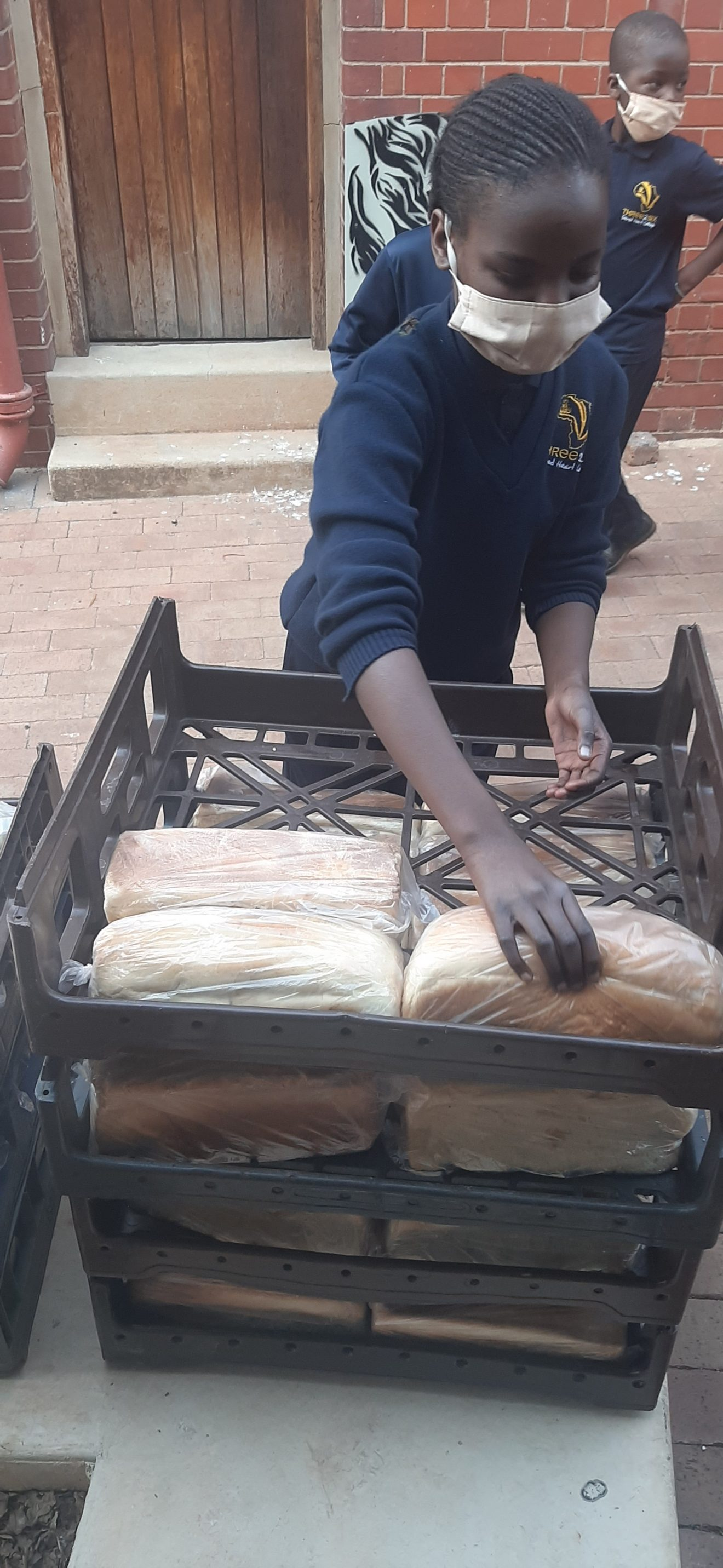 Bread donation 2